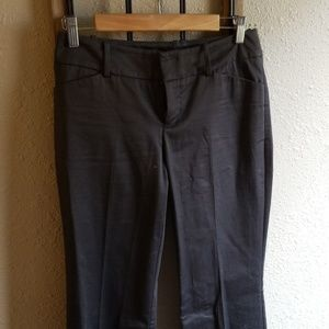 Mossimo gray work pants